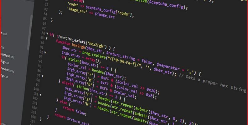 HTML-kod och webbstrategi